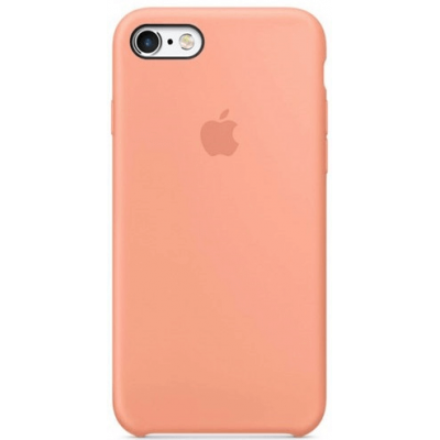Чехол Apple Silicone Case для iPhone 5/5s/SE Flamingo