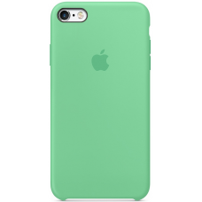 Чехол Apple Silicone Case для iPhone 5/5s/SE Spearmint
