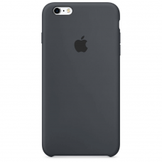 Чехол Apple Silicone Case для iPhone 6/6s Charcoal Gray