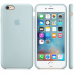 Чехол Apple Silicone Case для iPhone 6/6s Turquoise (MLCW2)