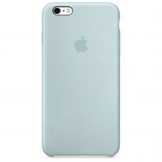 Чехол Apple Silicone Case для iPhone 5/5s/SE Turquoise