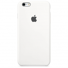 Чехол Apple Silicone Case для iPhone 6/6s White
