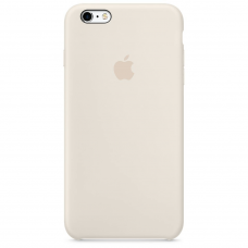 Чехол Apple Silicone Case для iPhone 6 Plus/6s Plus Antique White