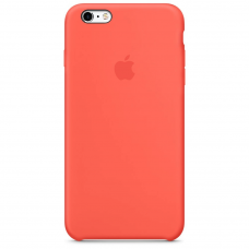 Чехол Apple Silicone Case для iPhone 6 Plus/6s Plus Apricot