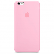 Чехол Apple Silicone Case для iPhone 6 Plus/6s Plus Light Pink