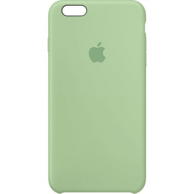 Чехол Apple Silicone Case для iPhone 6 Plus/6s Plus Mint