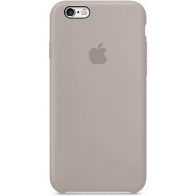 Чехол Apple Silicone Case для iPhone 6 Plus/6s Plus Pebble