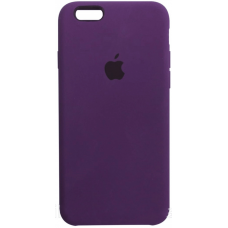 Чехол Apple Silicone Case для iPhone 6 Plus/6s Plus Purple