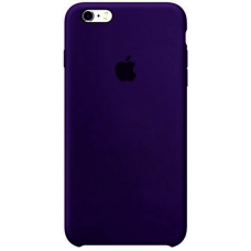 Чехол Apple Silicone Case для iPhone 6 Plus/6s Plus Ultra Violet