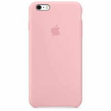 Чехол Apple Silicone Case для iPhone 6 Plus/6s Plus Pink