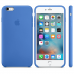 Чехол Apple Silicone Case для iPhone 6 Plus/6s Plus Royal Blue