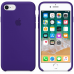 Чехол Apple Silicone Case для iPhone 7/8 Ultra Violet