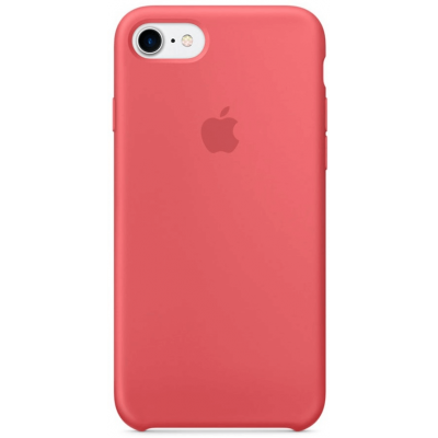 Чехол Apple Silicone Case для iPhone 7/8/SE 2020 Camellia