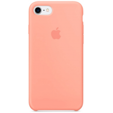 Чехол Apple Silicone Case для iPhone 7/8 Flamingo (MQ592)
