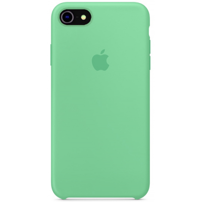 Чехол Apple Silicone Case для iPhone 7/8/SE 2020 Spearmint