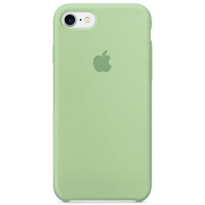 Чехол Apple Silicone Case для iPhone 7/8/SE 2020 Mint
