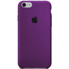 Чехол Apple Silicone Case для iPhone 7/8 Purple