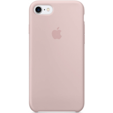 Чехол Apple Silicone Case для iPhone 7/8 Pink Sand (MMX12)
