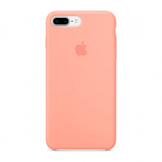 Чехол Apple Silicone Case для iPhone 7 Plus/8 Plus Flamingo