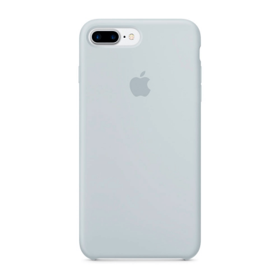 Чехол Apple Silicone Case для iPhone 7 Plus/8 Plus Mist Blue