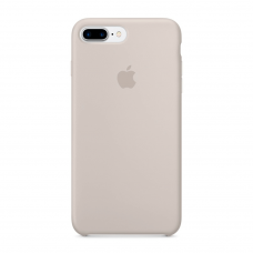 Чехол Apple Silicone Case для iPhone 7 Plus/8 Plus Stone