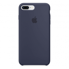 Чехол Apple Silicone Case для iPhone 7 Plus/8 Plus Midnight Blue