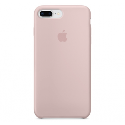 Чехол Apple Silicone Case для iPhone 7 Plus/8 Plus Pink Sand