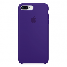 Чехол Apple Silicone Case для iPhone 7 Plus/8 Plus Ultra Violet