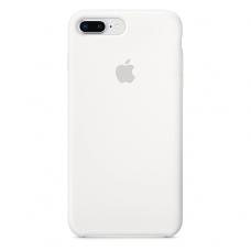 Чехол Apple Silicone Case для iPhone 7 Plus/8 Plus White