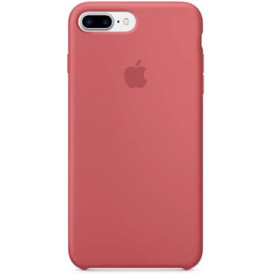 Чехол Apple Silicone Case для iPhone 7 Plus/8 Plus Camellia
