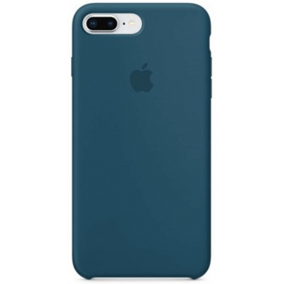 Чехол Apple Silicone Case для iPhone 7 Plus/8 Plus Cosmos Blue