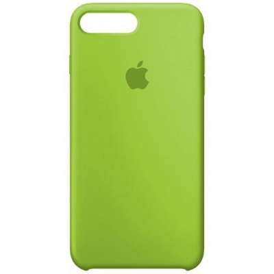 Чехол Apple Silicone Case для iPhone 7 Plus/8 Plus Green