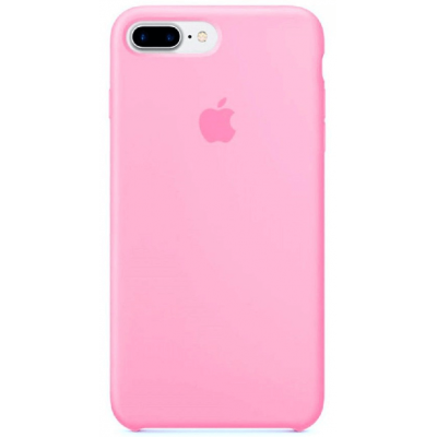 Чехол Apple Silicone Case для iPhone 7 Plus/8 Plus Light Pink