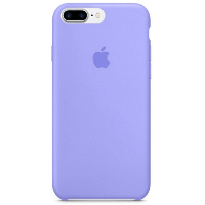 Чехол Apple Silicone Case для iPhone 7 Plus/8 Plus Light Purple