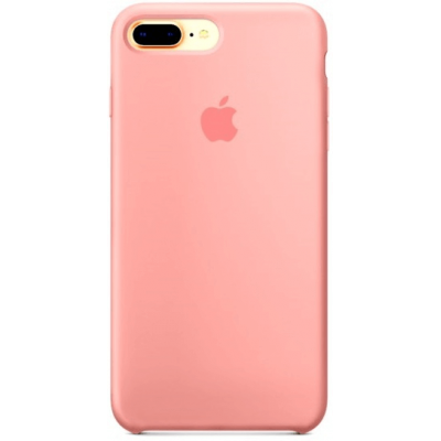 Чехол Apple Silicone Case для iPhone 7 Plus/8 Plus Pink