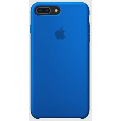 Чехол Apple Silicone Case для iPhone 7 Plus/8 Plus Royal Blue