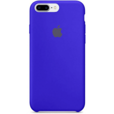Чехол Apple Silicone Case для iPhone 7 Plus/8 Plus Ultramarine