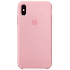 Чехол Apple Silicone Case для iPhone X/Xs Pink