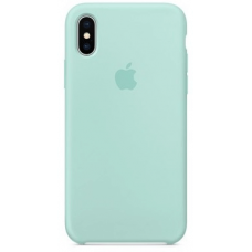 Чехол Apple Silicone Case для iPhone X/Xs Turquoise
