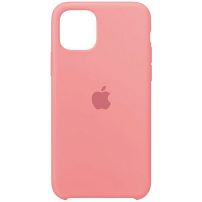 Чехол Apple Silicone Case для iPhone 11 Pro Max Light Pink