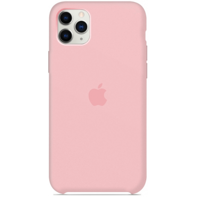Чехол Apple Silicone Case для iPhone 11 Pro Pink