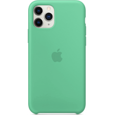 Чехол Apple Silicone Case для iPhone 11 Pro Max Spearmint