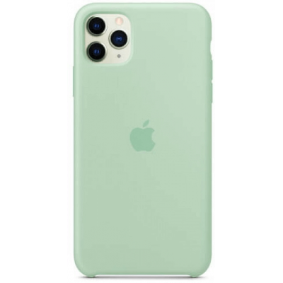 Чехол Apple Silicone Case для iPhone 11 Pro Turqoise