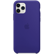 Чехол Apple Silicone Case для iPhone 11 Pro Max Ultra Violet