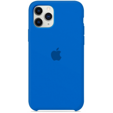 Чехол Apple Silicone Case для iPhone 11 Pro Max Royal Blue