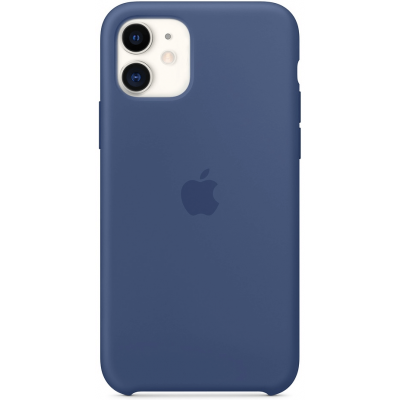 Чехол Apple Silicone Case для iPhone 11 Alaskan Blue
