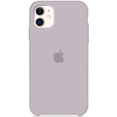 Чехол Apple Silicone Case для iPhone 11 Lavender