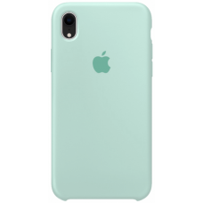Чехол Apple Silicone Case для iPhone XR Turquoise