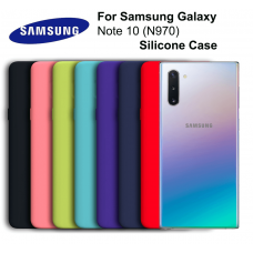 Чехол Silicone Case для Samsung Galaxy Note 10 (2019)