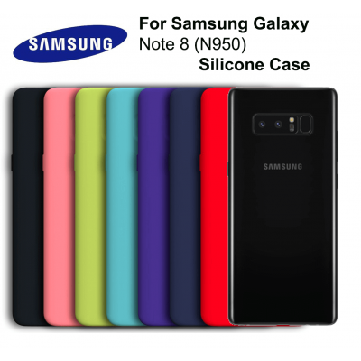 Чехол Silicone Case для Samsung Galaxy Note 8 (2017)